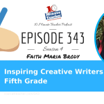Inspiring a Love of Writing in Fifth Graders