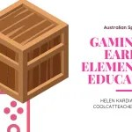 Gaming in Early Elementary Education in Australia