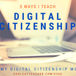 5 Ways to Teach Digital Citizenship (and the 9 Key P's of Digital Citizenship)