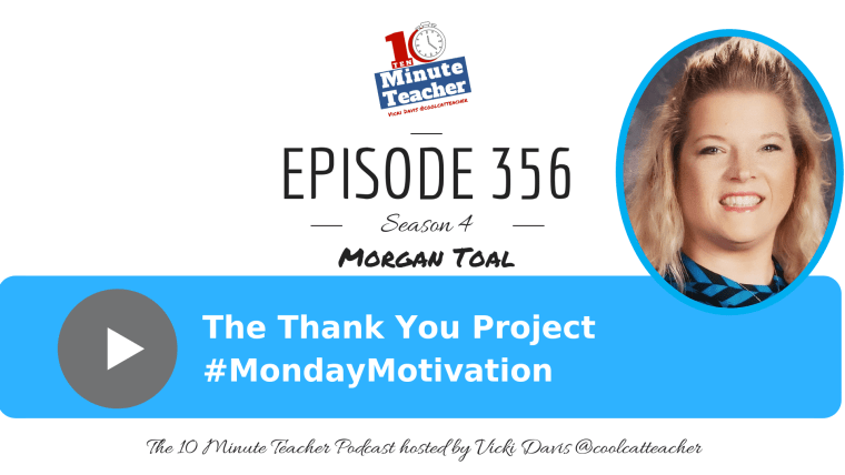 Morgan Toal Thank you project