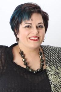 Sia Kyriakakos portrait in black copy