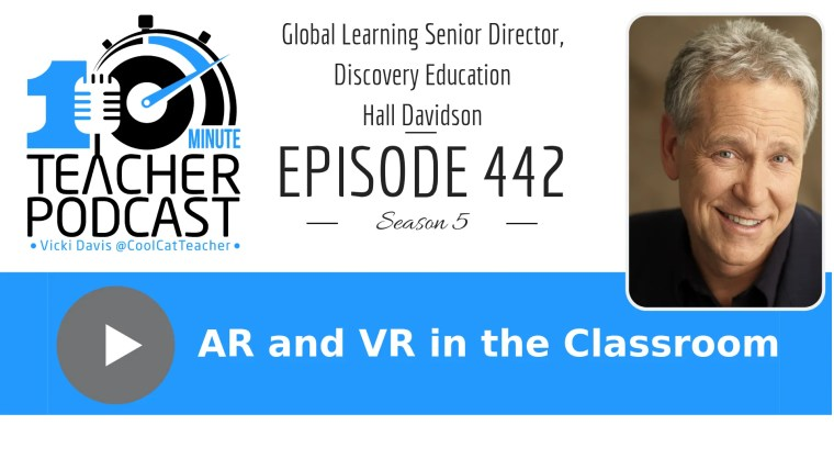 Hall Davidson ar and vr in the classroom