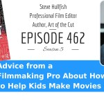 Advice from a Filmmaking Pro About How to Help Kids Make Movies