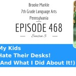 My Kids Hate Their Desks! (And What I Did About It!)