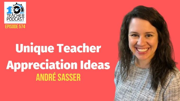 574 teacher appreciation ideas