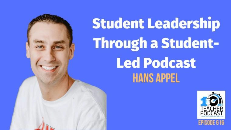 Hans Appel podcast 616
