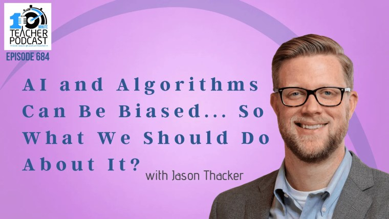 AI and Algorithms Can Be Biased... So What We Should Do About It?