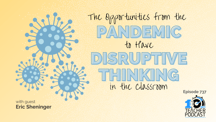 disruptive thinking in the classroom