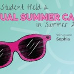How a Student Held a Virtual Summer Camp in Summer 2020