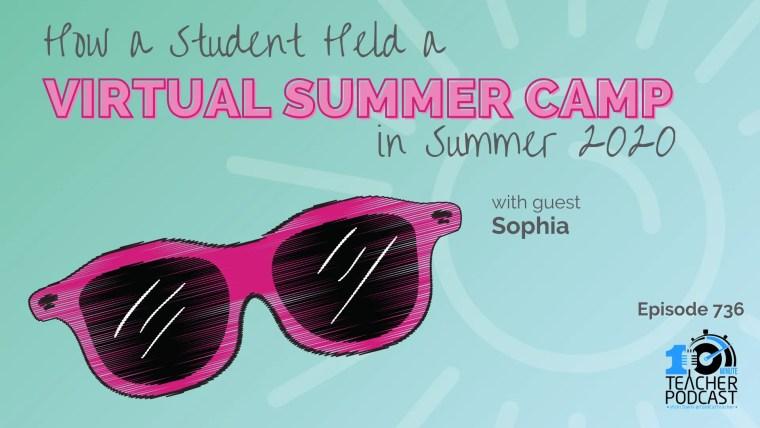 Student Leadership Virtual Summer Camp