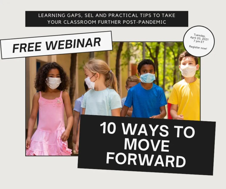 free webinar move forward