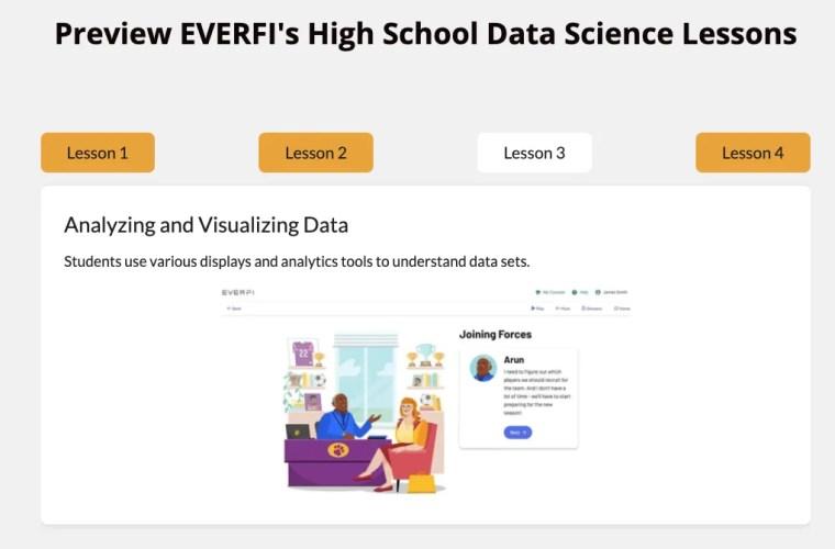 STEM career data science