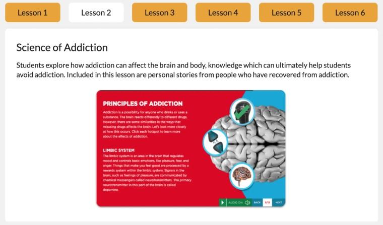 free prescription drug safety lesson plans
