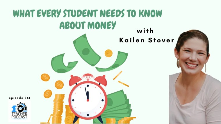 761 What Every Student Needs to Know About Money