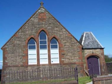 drumlemble-village-hall-front-view