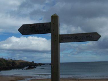 Douglas Cottage coastal path