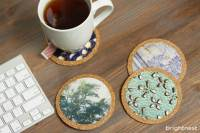 50 Crafty DIY Cup Coaster Ideas  Cool Crafts