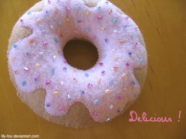 sentiu donut