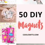 50 Adorable Diy Magnet Projects You Can Stick On Your Fridge Cool Crafts