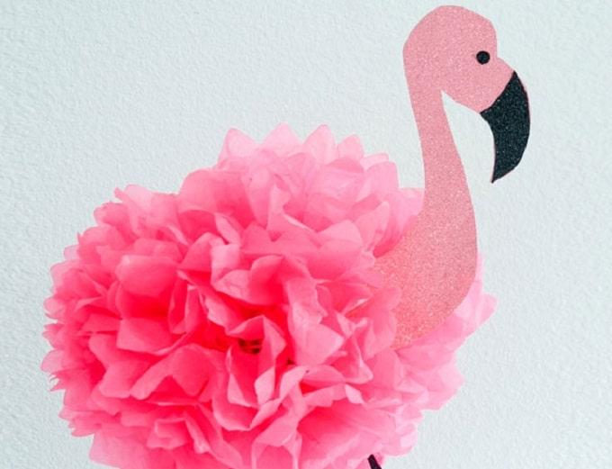 40 Fabulous DIY Flamingo Craft Amp Decor Ideas Cool Crafts