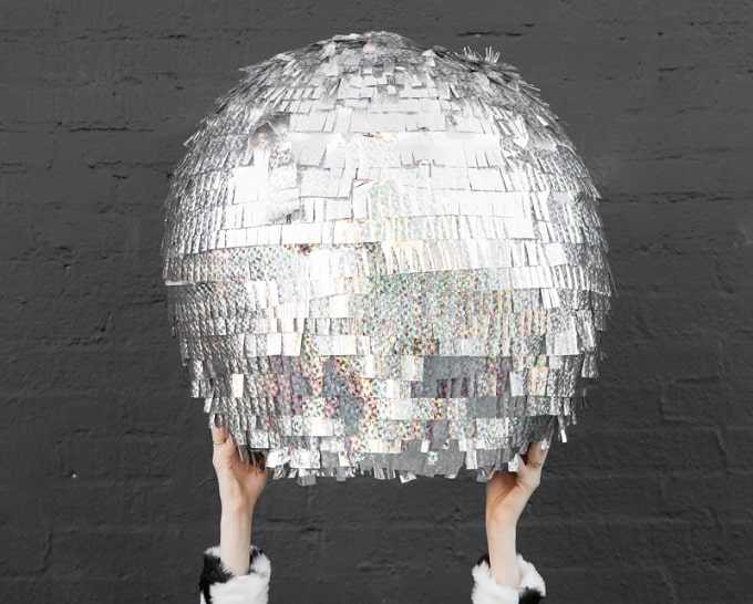 30 DIY Disco Ball Crafts To Get The Party Started  Cool