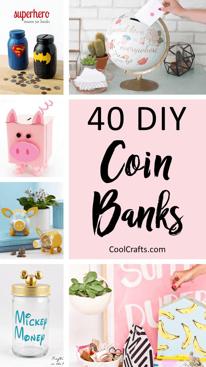 40 cool diy piggy