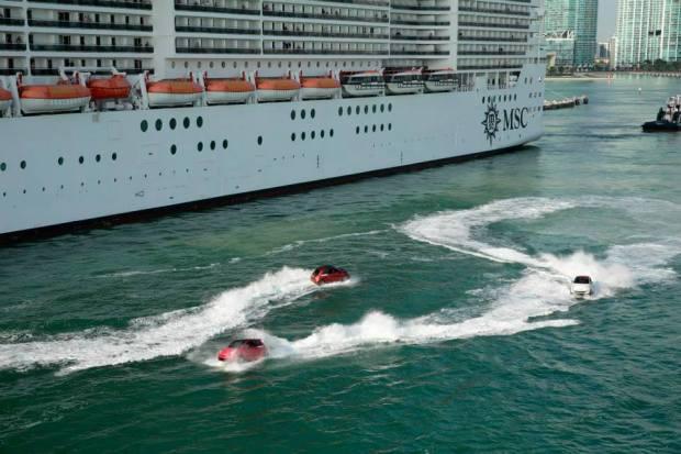 MSC Divina Miami Arrival