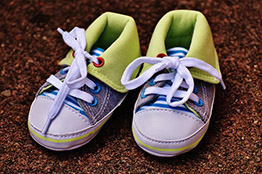 Schuhe Logo