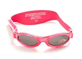 """BabyBanz – Baby-Sonnenbrille """"Red Fuchsia"""" – rot"""