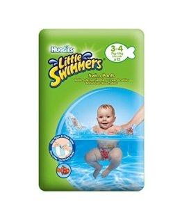 Huggies – Baby Jungen Schwimmhöschen – mehrfarbig, 12 Stück