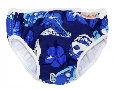 "ImseVimse – Baby Jugen Badebekleidung Schwimmwindel ""Hawaii"" – mehrfarbig"
