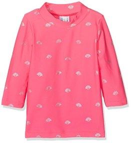 Sanetta – Baby Mädchen Badebekleidung Einteiler – rosa