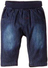 Twins – Baby Jeanshose mit Softbund – blau