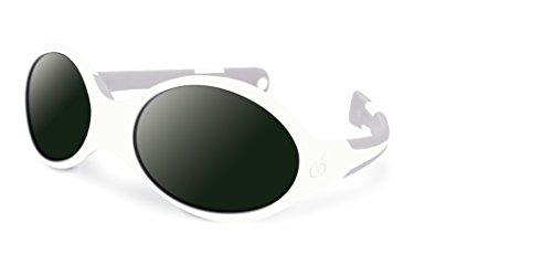 Visiomed – Baby-Sonnenbrille – weiß