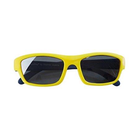 BABY-WALZ – Baby-Sonnenbrille – gelb -