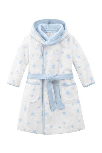 Bellybutton – Baby  Jungen Bademantel mit Gürtel – blau -