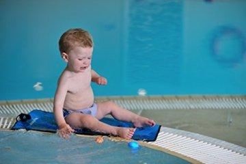 Konfidence – Baby Jungen Badebekleidung Schwimmwindel – rose -