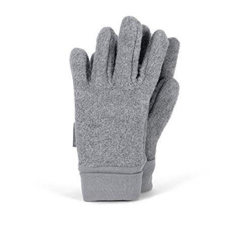 Sterntaler – Baby Jungen Handschuhe Fingerhandschuhe – grau -