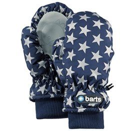 Barts – Baby Fäustlinge – Sternenmuster