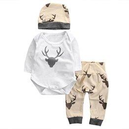 Hunpta – Baby Bodysuit – Elch