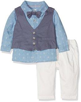Mamas & Papas – Anzug Jungen – blau