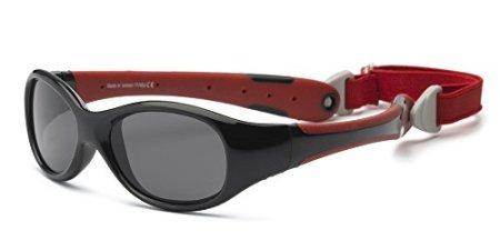 Real Kids – Explorer Sonnenbrille – schwarz/rot