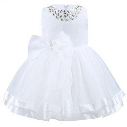 Tiaboug – Prinzessinenkleid – weiß