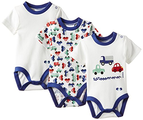 Twins Baby – Body Junge – Car