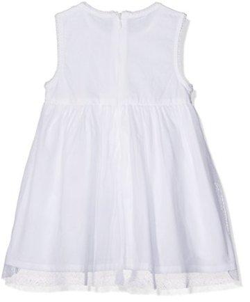 Blue Seven – Kleid – weiß -