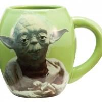 Star Wars - Yoda Keramik Tasse