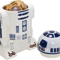 Star Wars - R2D2 Keksdose aus Keramik mit Deckel