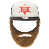 Mütze Chuck Norris inkl. Bart