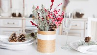 Five Stunning Christmas Table Setting Ideas