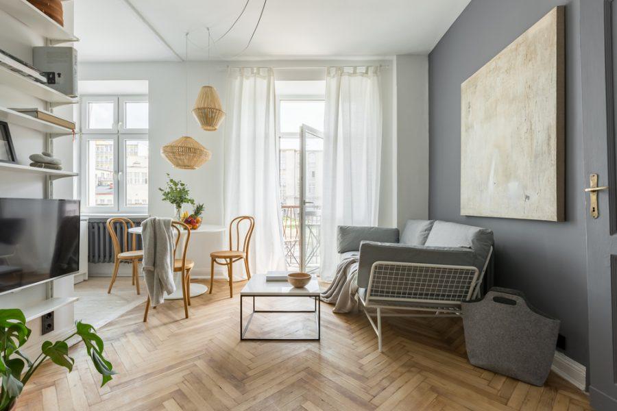 Zomer Interieur Inspiratie : Scandinavische inspiratie voor een natuurlijk en licht interieur